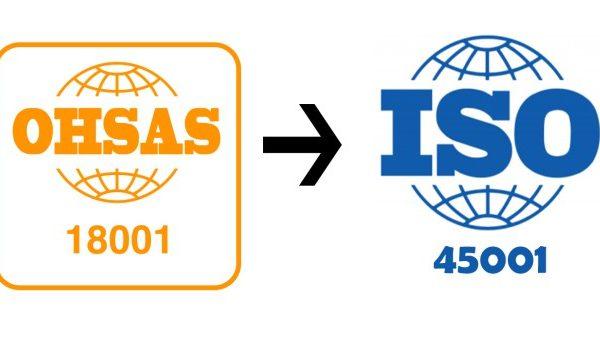 Un paso más en la Seguridad y Salud en el Trabajo: Nueva ISO 45001